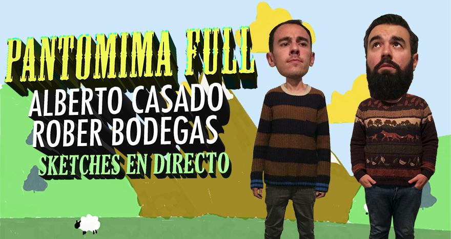 Pantomima Full, en Madrid