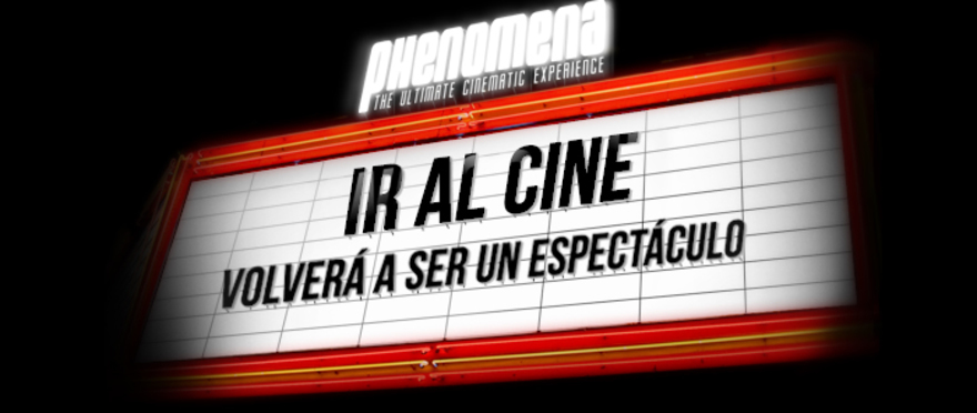 Phenomena Cinema Febrero