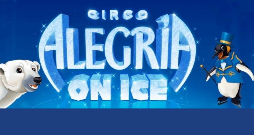 Circo Alegr�a On Ice en Zaragoza