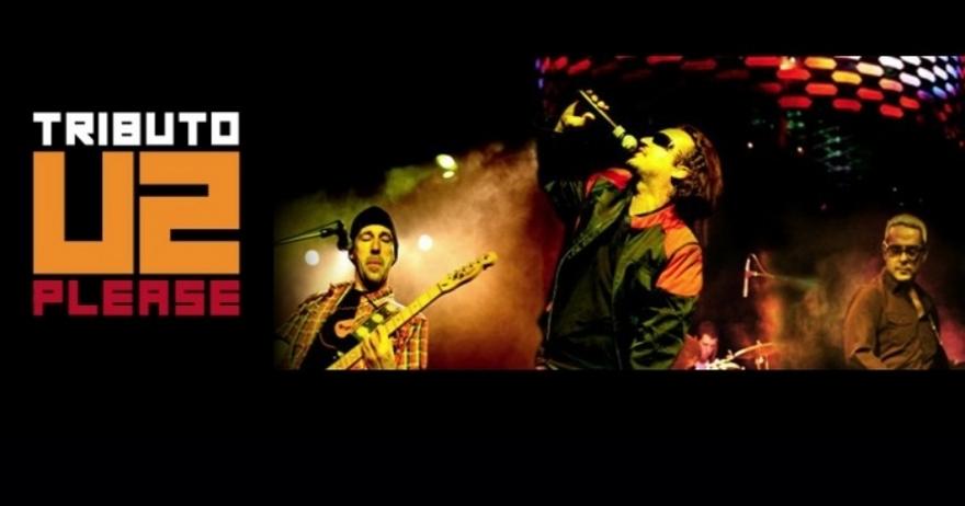 Please tributo a U2 en Tarragona