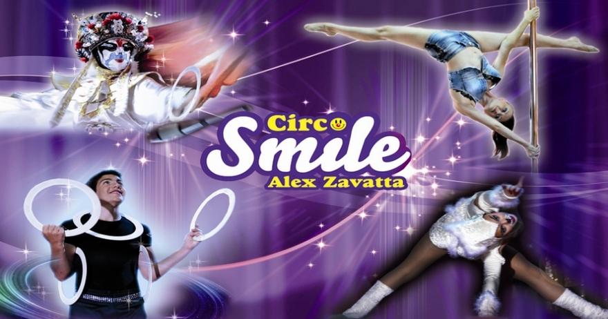Circo Zavatta, Smile Stars - Sant Feliu Llobregat