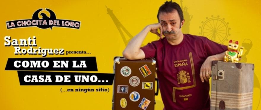 Santi Rodr�guez - Como en la casa de uno...