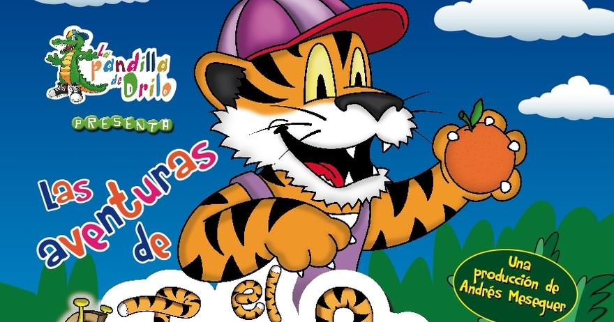 Las aventuras del Tigre Peligre