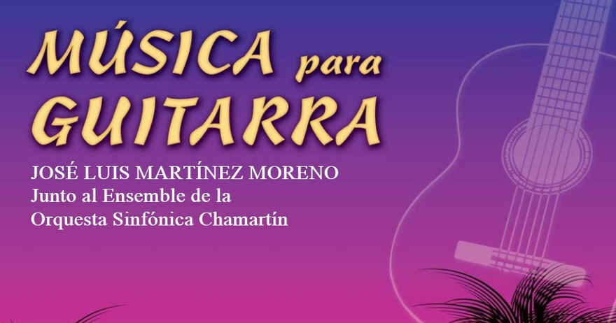 José Luis Martínez Moreno - Música para Guitarra