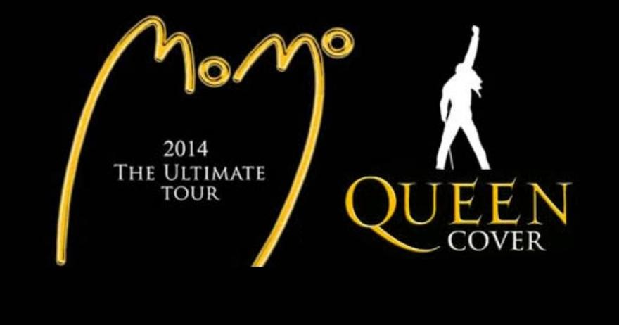 Momo - The Best Tribute to Queen, en Barcelona