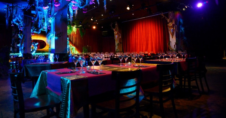 entradas para zoologic restaurant cena espect culo