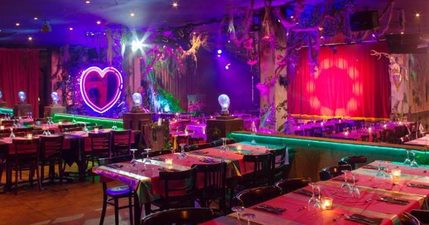 entradas para passion show restaurant cena espect culo