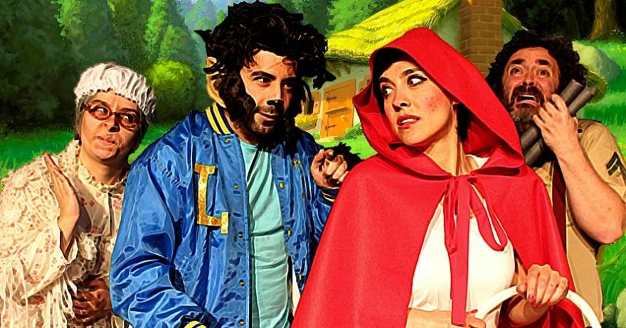Entradas Para Caperucita Roja Y El Lobo 25% Dto (Madrid