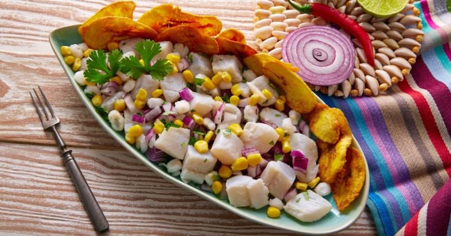 Taller de cocina peruana 3 dto barcelona for Cocina peruana de vanguardia