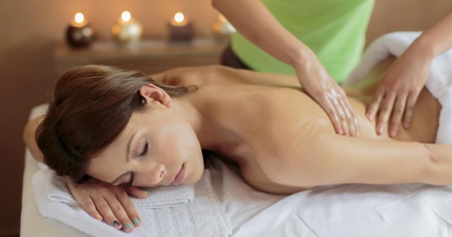 revisión masaje experiencia de novia