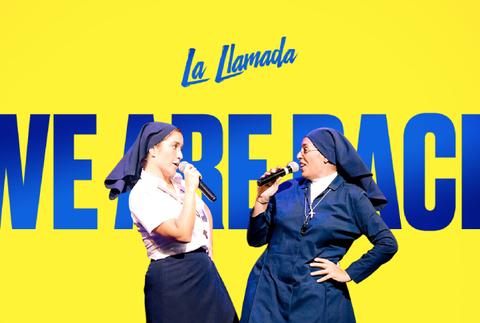La Llamada, el musical en Madrid