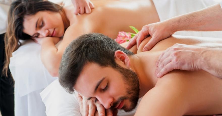Hidroterapia, masaje en Hotel de 4* romantico