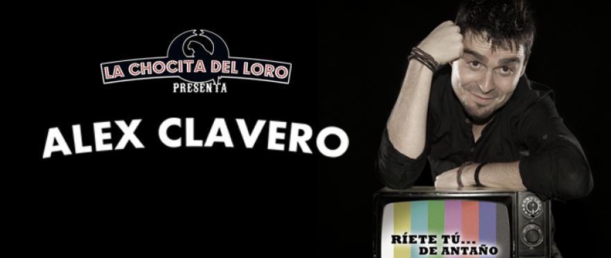 �lex Clavero - Riete t� de anta�o