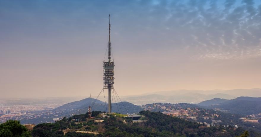 Buenos d�as Barcelona - Senderismo por Collserola