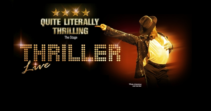 Thriller Live, el musical del Rey del Pop