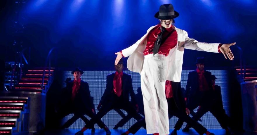 Disfruta de las grandes canciones de Michael Jackson en el Lyric Theatre