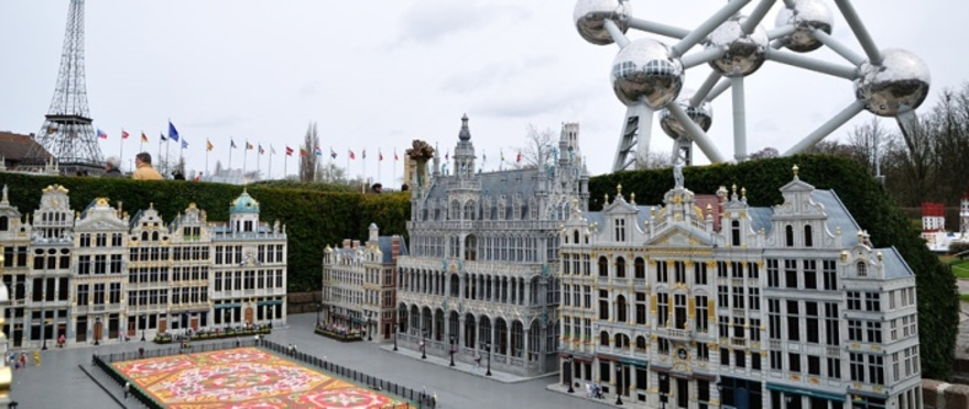 Mini-Europe: Europa en miniatura