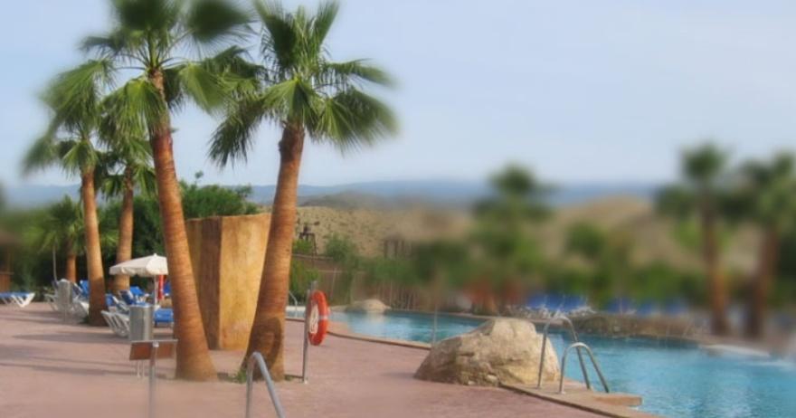 Oasys Parque Temático Desierto de Tabernas