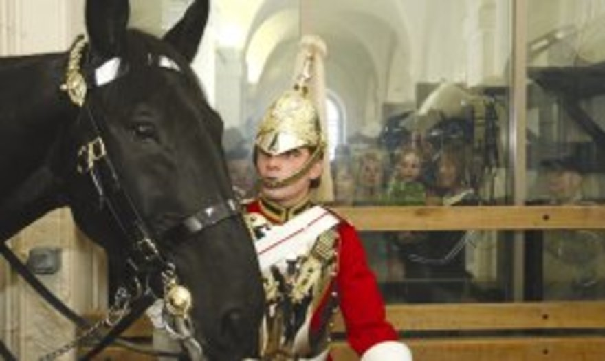 Household Cavalry Museum, Horse Guard
