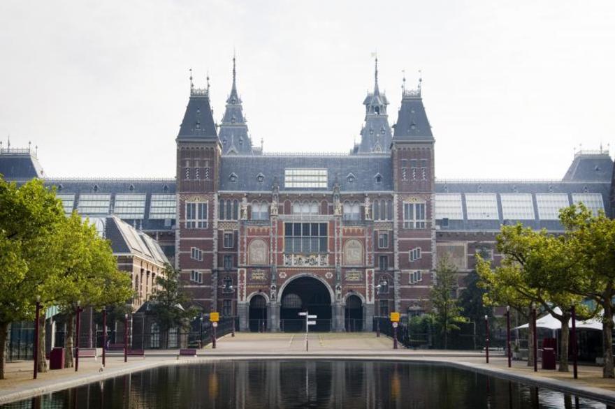Rijksmuseum, Las Obras Maestras