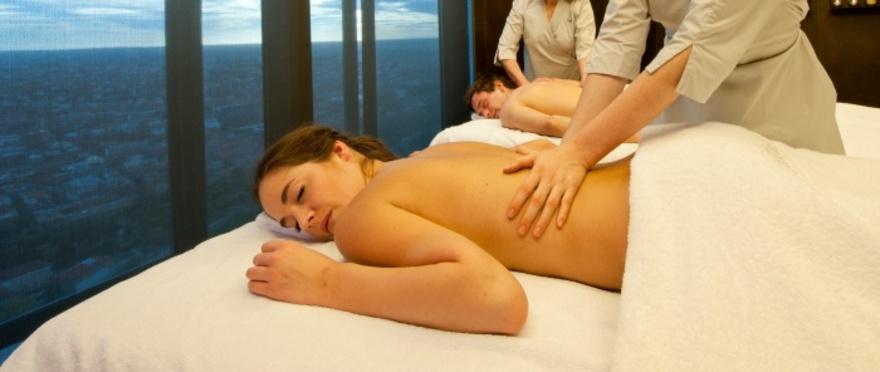 Spa + masaje en las alturas Wellness and Beauty Pilates Spa