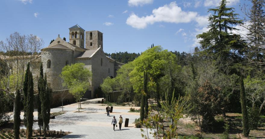 M�n Sant Benet, visita mil a�os de sensaciones