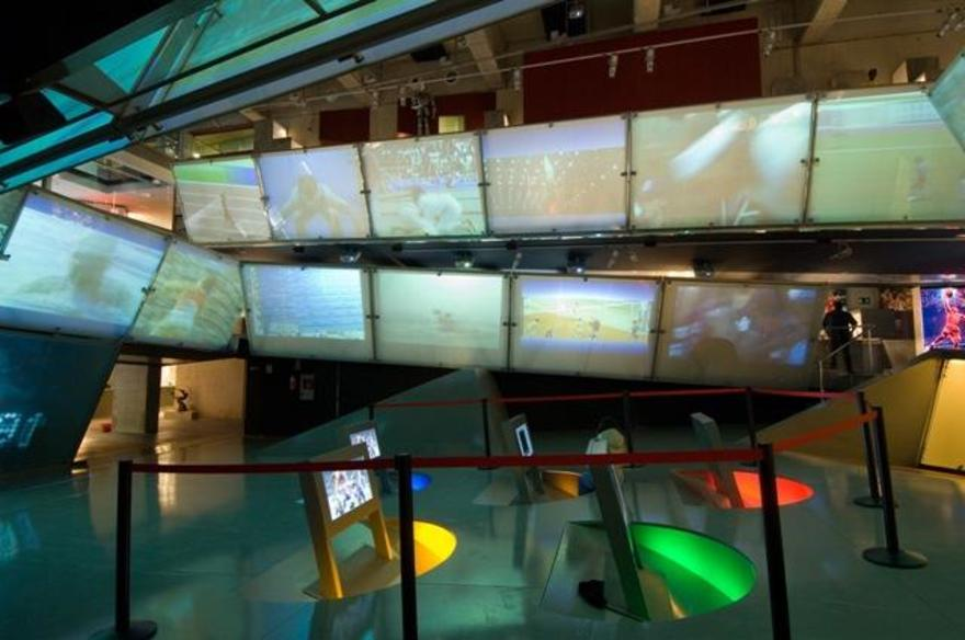 Visita Museu Olímpico