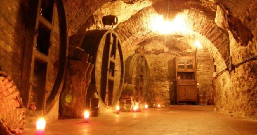 Curso de cata en una Bodega Medieval