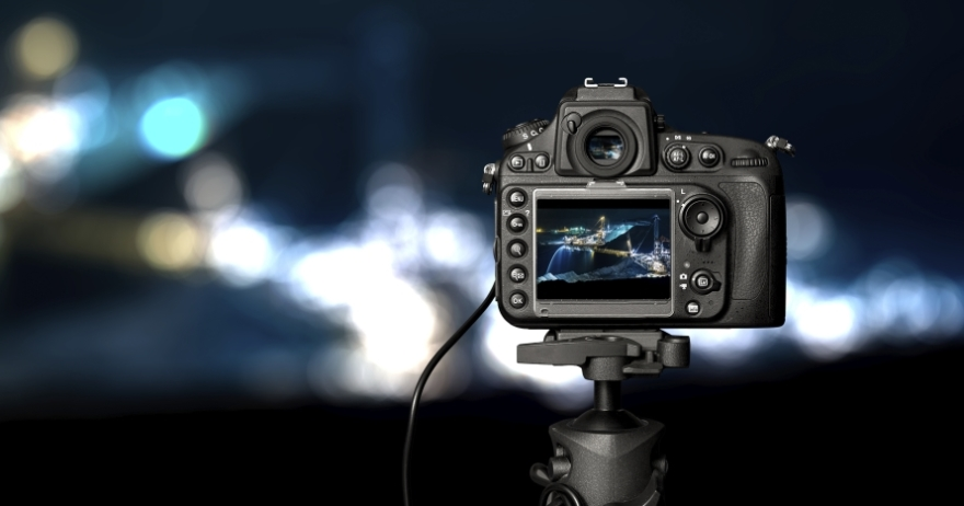 Curso intensivo de fotograf�a nocturna