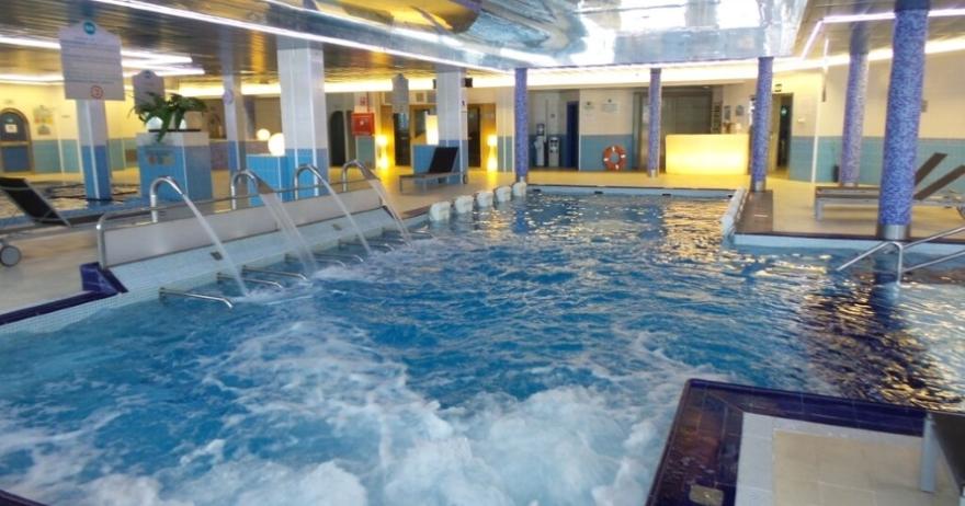 Circuito Wellness : Relájate con minutos de circuito spa dto madrid