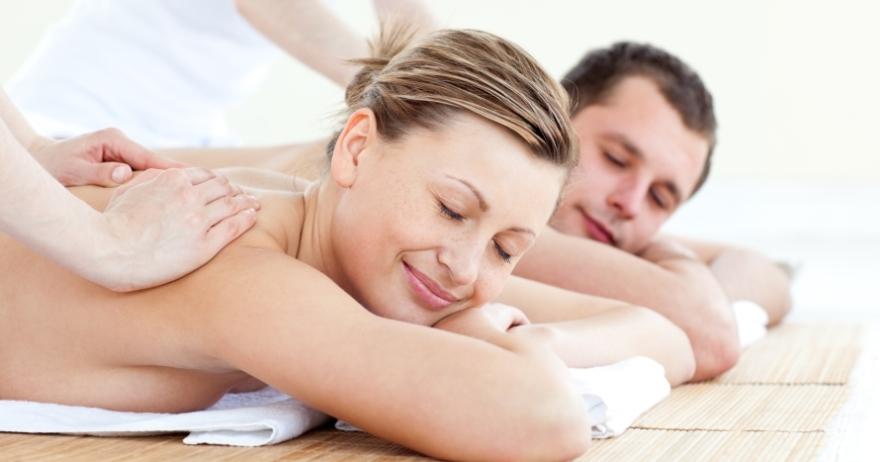 Rel�jate al m�ximo con un masaje en pareja