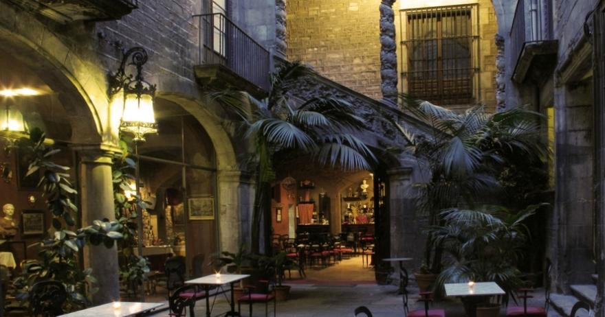 Flamenco en el Palau Dalmases
