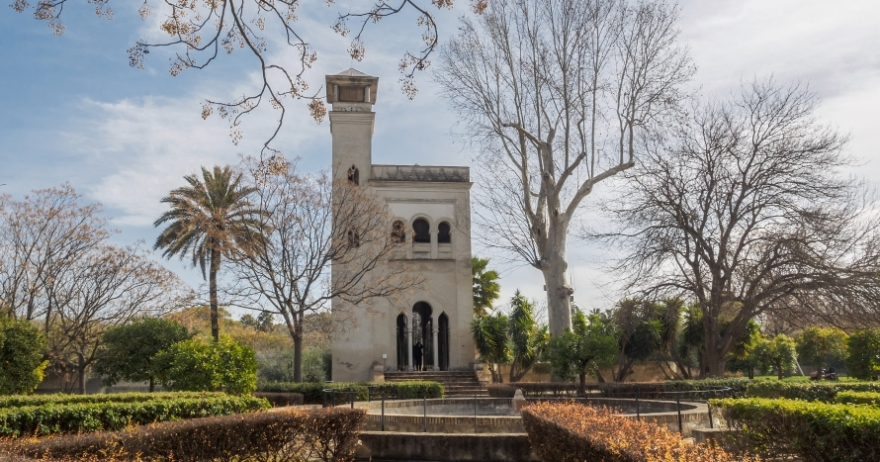 Visita guiada al monasterio de la cartuja 33 dto sevilla for Jardines de la cartuja