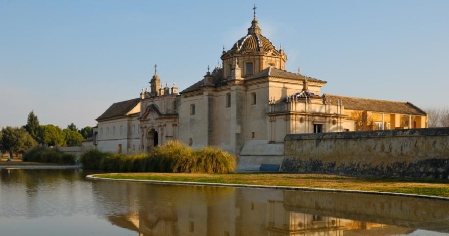 Visita guiada al monasterio de la cartuja 33 dto sevilla - La isla dela cartuja ...