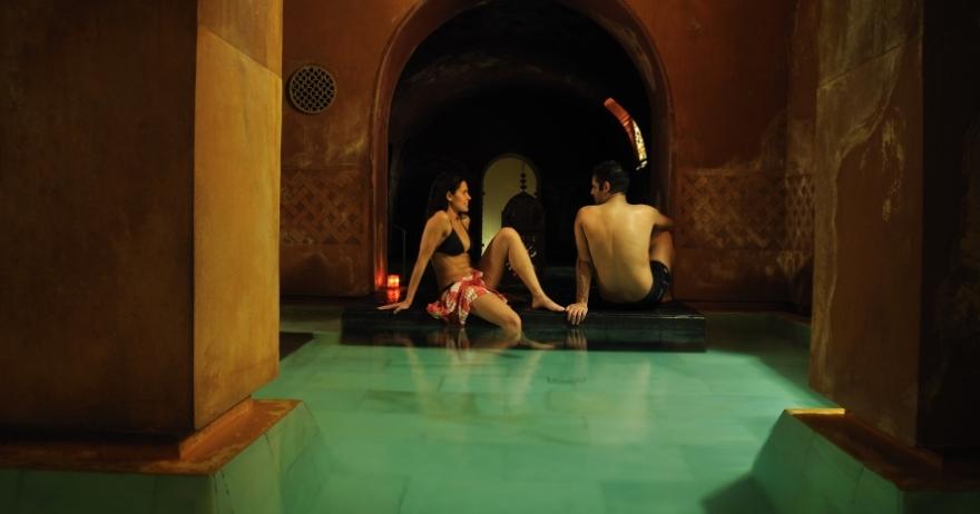 Baño Arabe Hammam Granada:árabe con masaje de 15 minutos hammam al ándalus granada granada