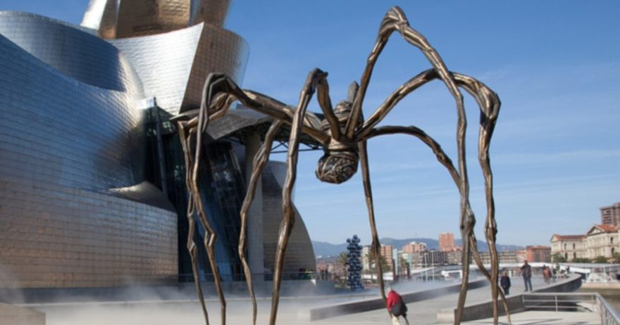 Guggenheim Museo.Descubre La Magia Del Exterior Del Museo Guggenheim 25 Dto Bilbao