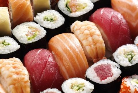 Curso de sushi con degustación incluida