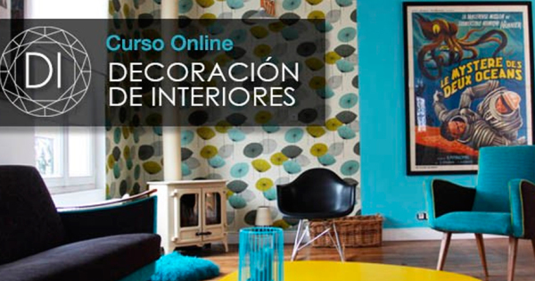 Curso online dise o y decoraci n de interiores 90 dto for Clases de decoracion de interiores