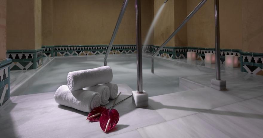 Circuito rabe spa para 1 o 2 personas y m s 47 dto - Banos arabes palacio de comares ...