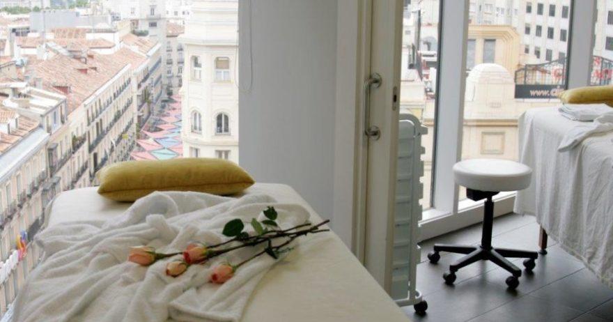 Sala Vip con spa y masaje
