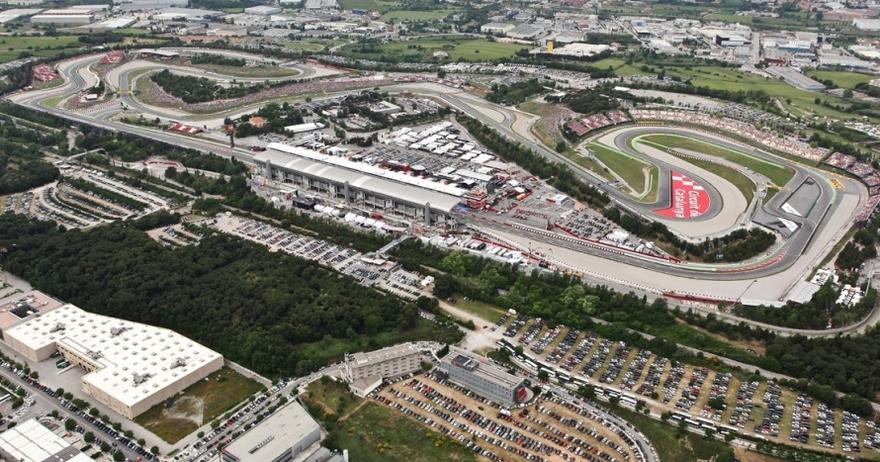 Circuito Montmelo : Visita guiada al circuit de barcelona catalunya 20% dto montmeló