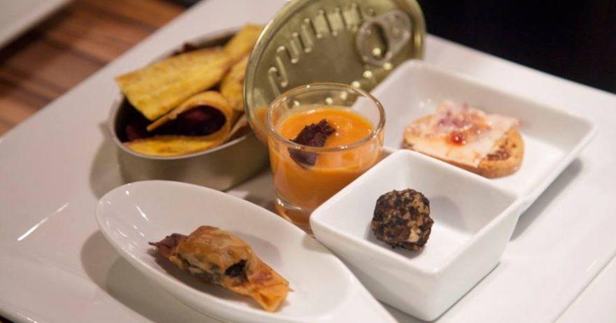 Showcooking y degustaci nde 24 platos del chef alberto - Chef gourmet 5000 opiniones ...