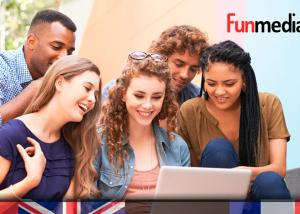 Curso online de inglés, 4 niveles en 12 meses
