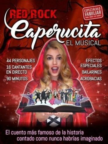 Red Rock Caperucita, el musical