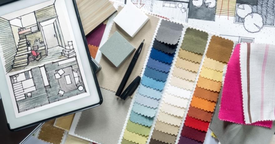 Curso de decoraci n interiores niveles 1 y 2 83 dto for Curso de decoracion de interiores online