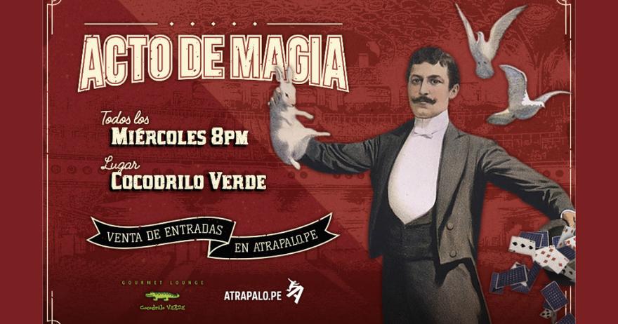 Acto de magia