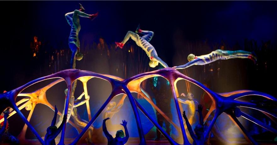 Totem - Cirque du Soleil in Barcelona