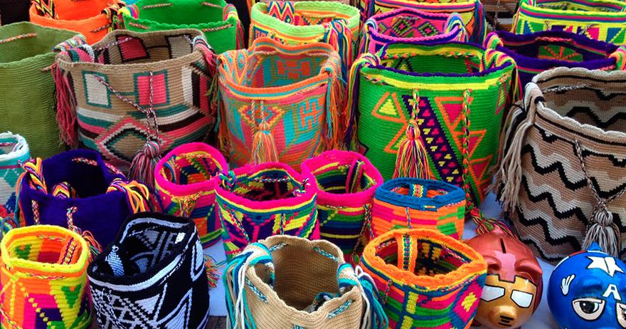 Souvenirs de Colombia