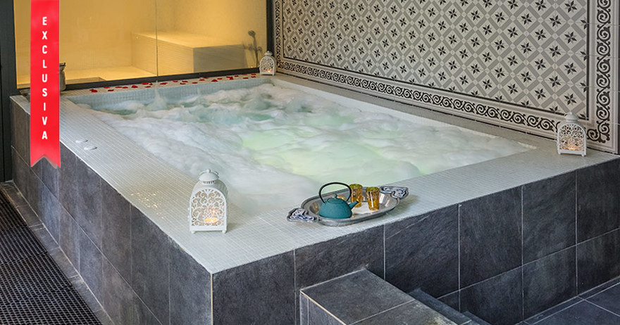 Hammam jacuzzi y zona chill out 14 dto barcelona - Chill out barcelona ...