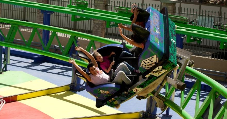 Entradas Para Six Flags Mexico Christmas In The Park 22 Dto